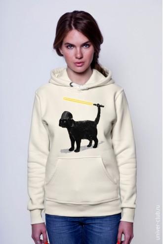 Толстовка Cat Vader