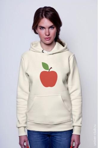 Толстовка «Яблоко»