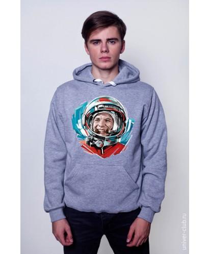 Толстовка «Гагарин»