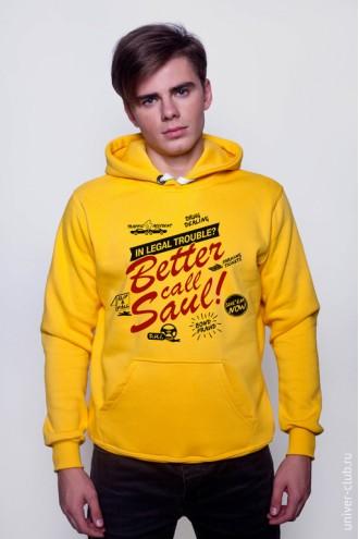 Толстовка Better Сall Saul